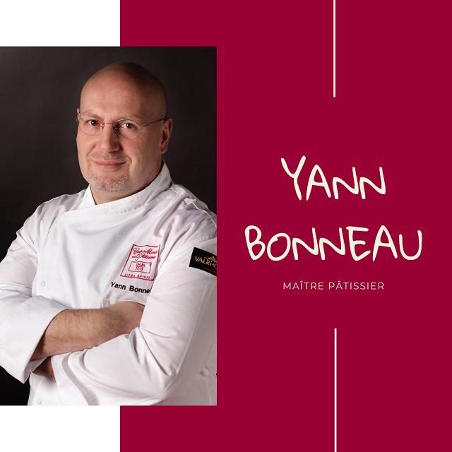 Portrait des chefs – Yann Bonneau