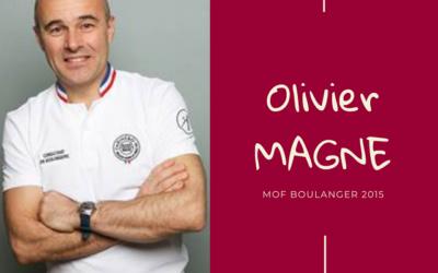 Portrait d'Olivier Magne, intervenant à la Cité du Goût et des Saveurs 31