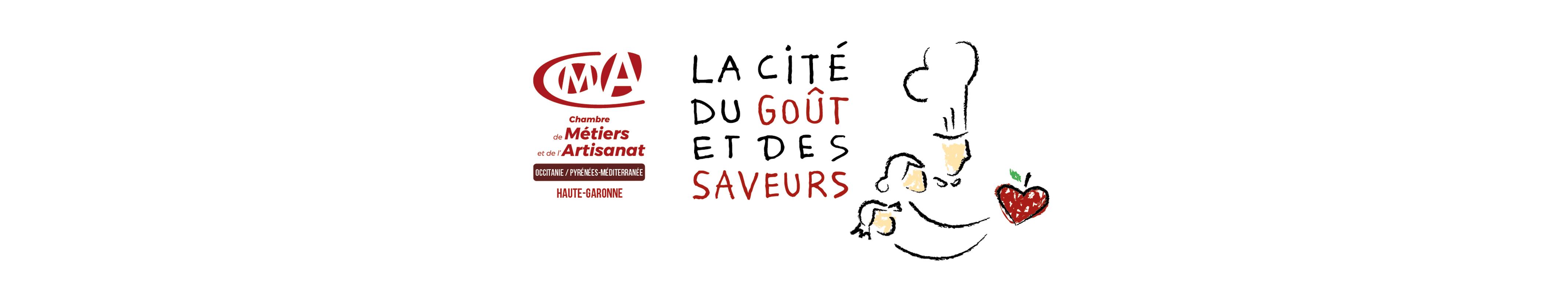 Logo de la Cité du goût et des saveurs 31