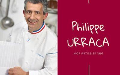 Portrait de Philippe Urraca, intervenant à la Cité du Goût et des Saveurs 31